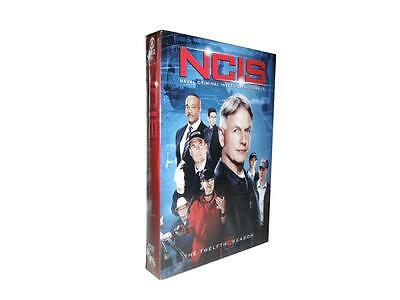 NCIS: The Complete Twelfth Season 12 (DVD, 2015, 6-Disc Set)