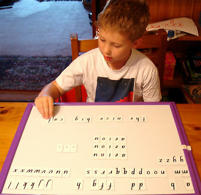 KIDS MAGNETIC ALPHABET LETTERS - Great Home Schooling