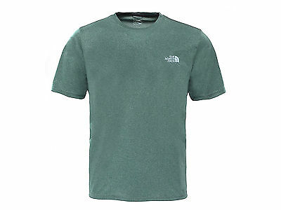 T-Shirt Uomo The North Face  Ce0Qqcv  Reaxion Ampere Thyme Heather