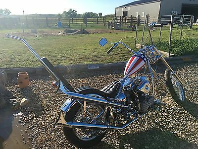 2007 Custom Built Motorcycles Chopper  custom choppers