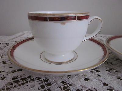 WEDGWOOD COLARADO CUP & SAUCER DUO Made in England