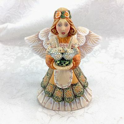DeBrekht 57611-4 Anniversary Angel Figurine Limited Edition 2005