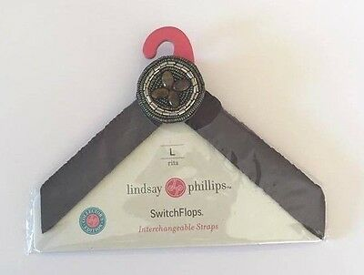 Lindsay Phillips Interchangeable Straps Rita BNWT Size Large