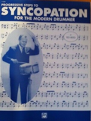 Syncopation for the Modern Drummer - Ted Reed