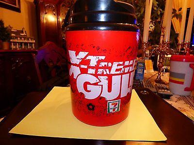7 Eleven  Big Gulp  48 Oz. Very Large Mug.........red And Black....x-Treme Gulp.