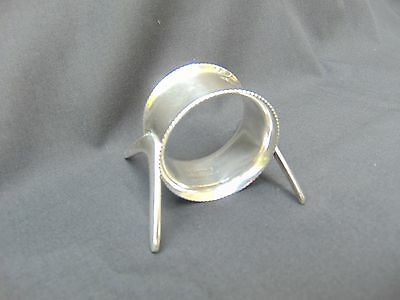 Unusual Australian made Silver Plated Napkin Ring