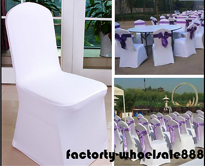 New wholesale Polyester Banquet Chair Covers Wedding Reception Party Decorations