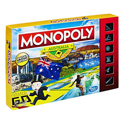 MONOPOLY Australia Special Edition Board Game NEW