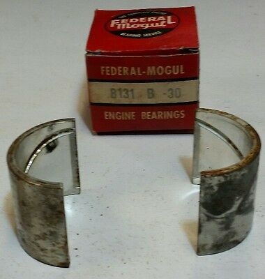 NOS New Federal Mogul Engine Bearing 8131 B-30 Not Resizable