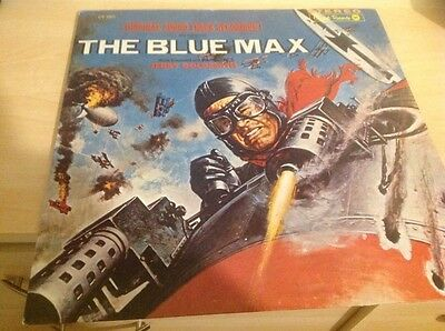 The Blue Max Original Soundtrack - Jerry Goldsmith (U.S. Stereo Vinyl LP)