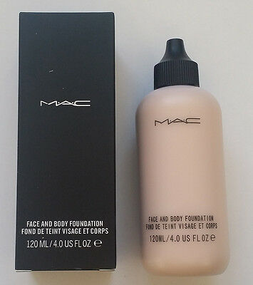 Mac Face And Body Foundation In NC25 - 120ml..
