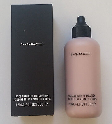 Mac Face And Body Foundation In NC35 - 120ml..