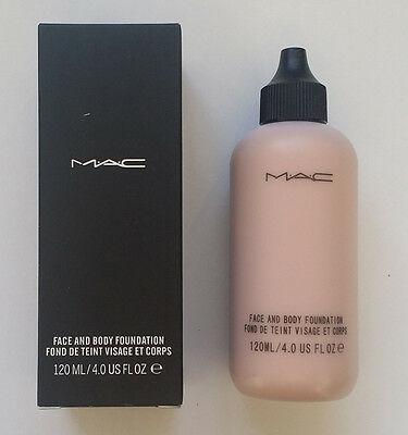 Mac Face And Body Foundation In NC20 - 120ml..