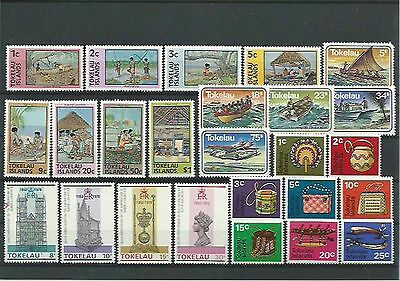 10.919/ Lot / Mixture ** MNH Tokelau