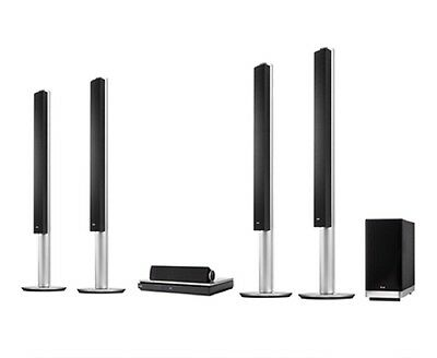 LG BH9540TW 9.1 Channel 1460 W 3D Surround Sound Home Cinema System RRP £900 A+