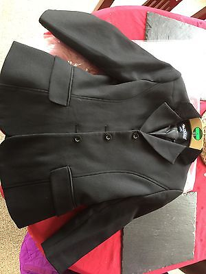 24' Childs Black Showing Jacket NEW!