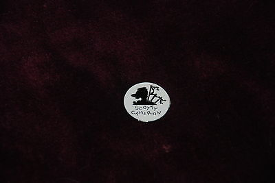 New Scotty Cameron Steel Embossed Piper Ball Marker Very Very Rare