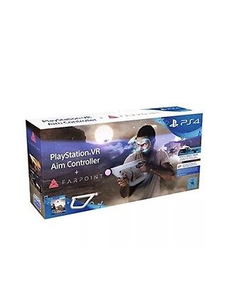 Far Point + Aim Controller (Sony PlayStation 4, 2017)