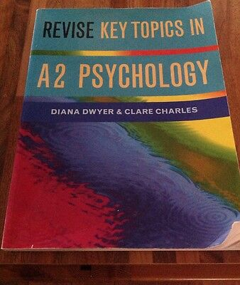 Revise Key Topics in A2 Psychology