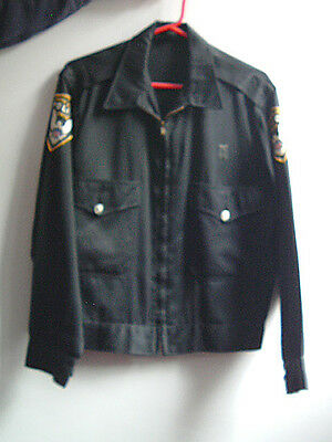 OBSOLETE 1960s OLD STYLE CANTON OHIO POLICE JACKET