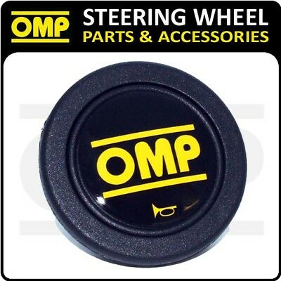 OD/1960 NEW OMP HORN BUTTON PUSH FOR OMP STEERING WHEEL CENTRE 60mm 2 CONNECTORS