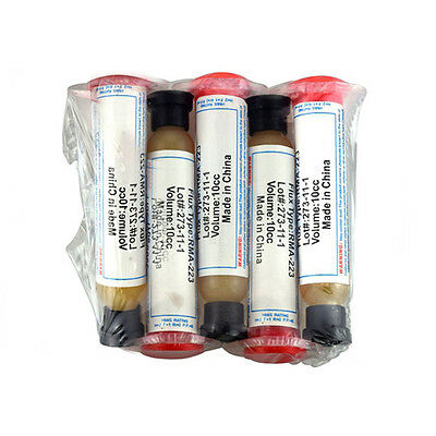 5pcs /10pcs  Amtech Advanced  Soldering Paste Flux 10 CC Soldering Paste RMA-223