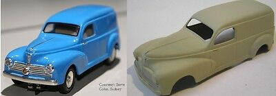 Peugeot 203 Furgoneta Carroceria De Resina Resin Body Shell 1/32 A2M Slot Car