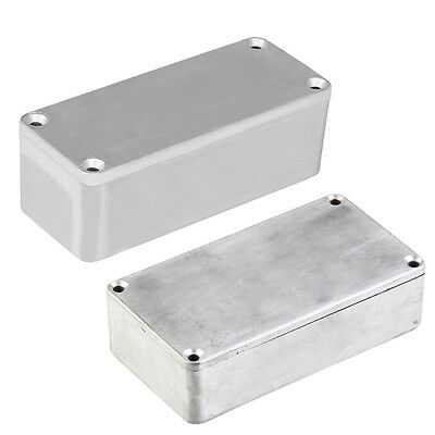 1590B Style Aluminum Stomp Box Effects Pedal Enclosure FOR Guitar Hotsell E3 AD