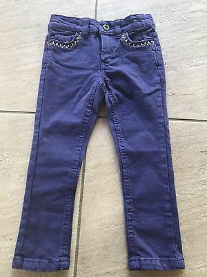 Size 3 Girls Cotton On Jeans