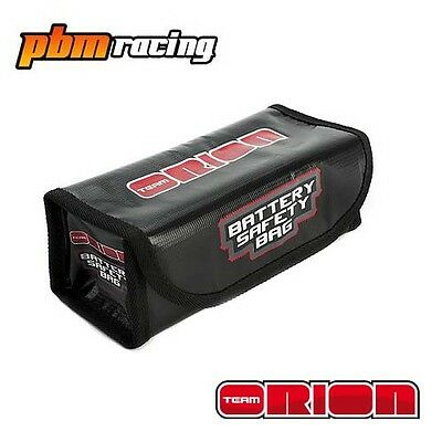 Team Orion RC LiPo LiFe NiMH Nicd Battery Safety Charging/Storage Bag - 43033