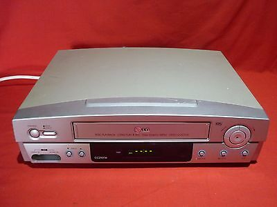 Lg Cc290Tw Video Vhs Vcr Player No Remote Working Great For Transfer