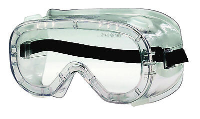 Safety Goggles GENERAL PURPOSE - Eye Protection PPE Glasses Indirect Vent EN166