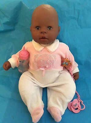CHOU CHOU Brown baby DOLL 19 inch 48cms  have a LOOK!!!