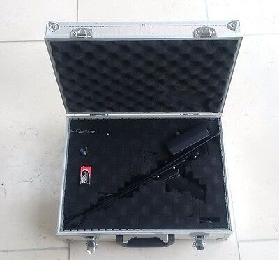 Black Falcon Telemetry In Unique Carry Case...Great Condition! Recently Serviced