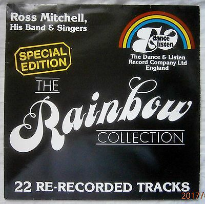 Rainbow Collection - Ross Mitchell Band and Singers Special Edition LP
