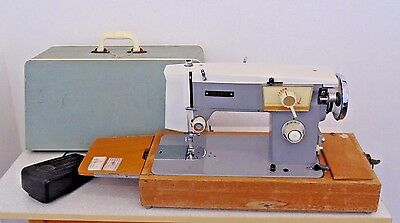 Reads Electric Sewing Machine Heavy Duty Leather Embroidery Sailmaker Zigzag