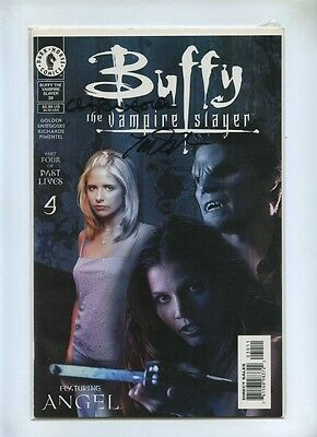 Buffy The Vampire Slayer 30 Dark Horse 2001 - VFN+ - DF Signed Golden/Sniegoski