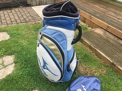 Mizuno Golf Trolley Bag - Good Used Condition - 14 Dividers - Free P&p!!!