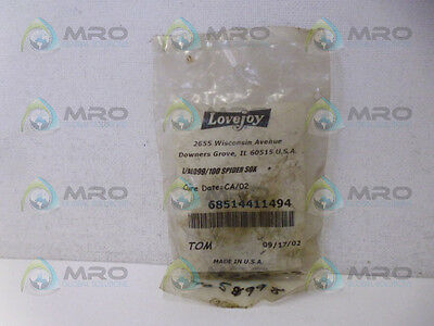 Lovejoy 685144-11494 Spider Coupling *new In Factory Bag*