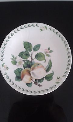Roy Kirkham Redoute Fruit Large Bone China Breakfast Saucer