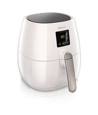 PHILIPS Viva Collection Digitaler Airfryer HD9238/54 Fritteuse 1400W weiß