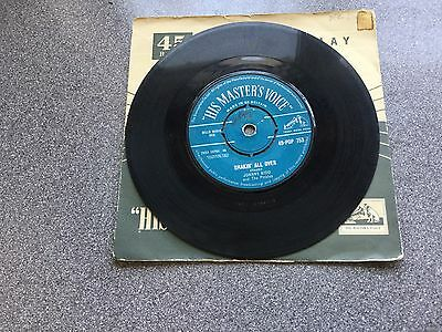 """For Sale Vinyl 7"""" Single Record By Johnny Kidd & The Pirates"""