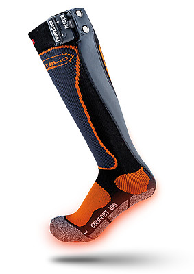 Therm-ic Powerwsock Mens size 45-47 Batteries Not Included
