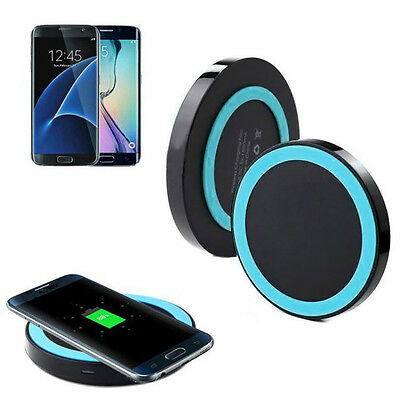 Qi Wireless Power Charger Charging Pad For Samsung Galaxy S7/S7 Edge