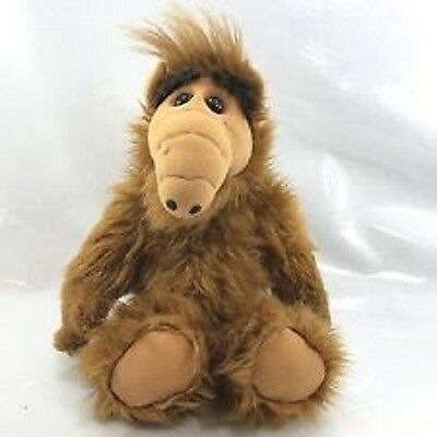 Vintage 1986  ALF Plush Stuffed Animal ALF Alien Life Form  TV Show