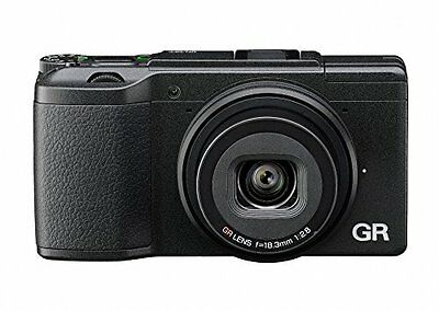 "Ricoh GR II 16MP 18.3MM Lens F2.8 3"" LCD Compact System Camera (ML1493)"