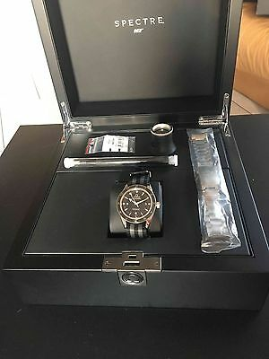 Omega seamaster 300 Spectre James Bond NEW  233.32.41.21.01.001