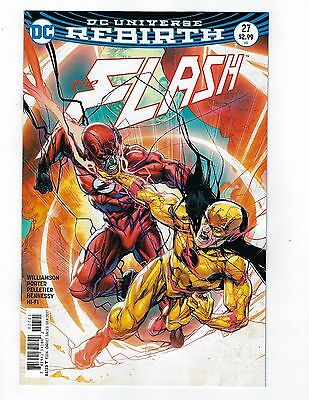 Flash # 27 Variant Cover NM DC