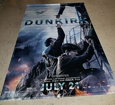 DUNKIRK 2017 5X8 Movie Poster Banner