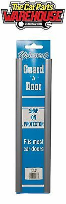 "PAIR OF 12 "" silver Door Guard Snap On Strip Car Protectors GD45/12"